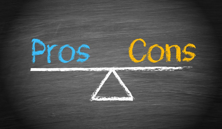 Pros And Cons blog 900x525 - DIY WEBSITES VS. PROFESSIONAL WEBSITE DESIGN: WHICH IS BEST FOR YOU?