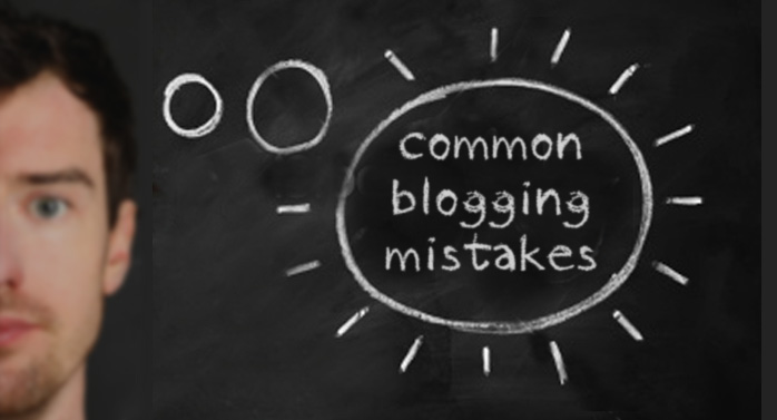 blogging mistakes - 8 BLOGGING MISTAKES TO AVOID