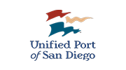 Port of San Diego Logo - Home