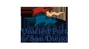 Port of San Diego Logo - Home